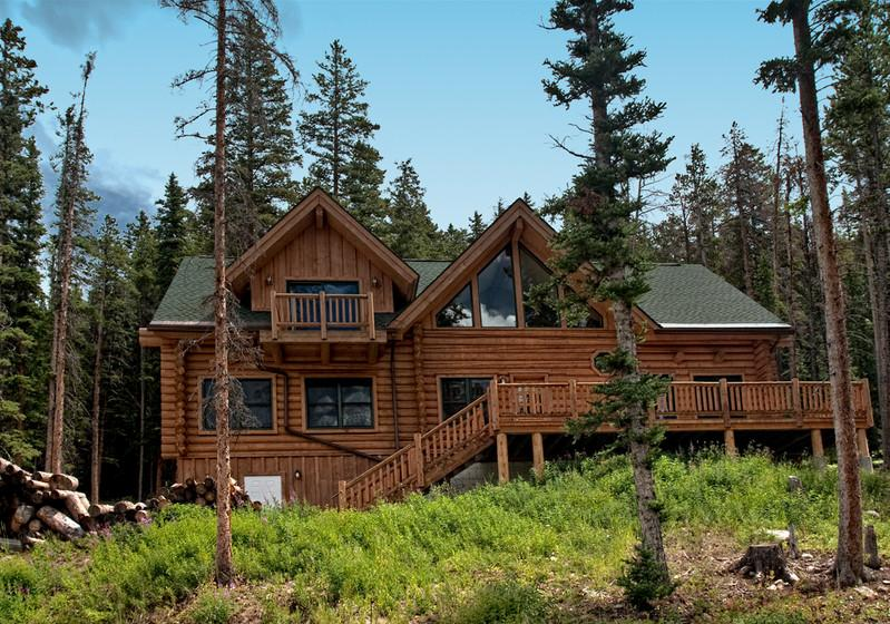 Hideaway Cabin - Secluded with Amazing Mountain Views and Private Hot Tub! - Breckenridge - rentals