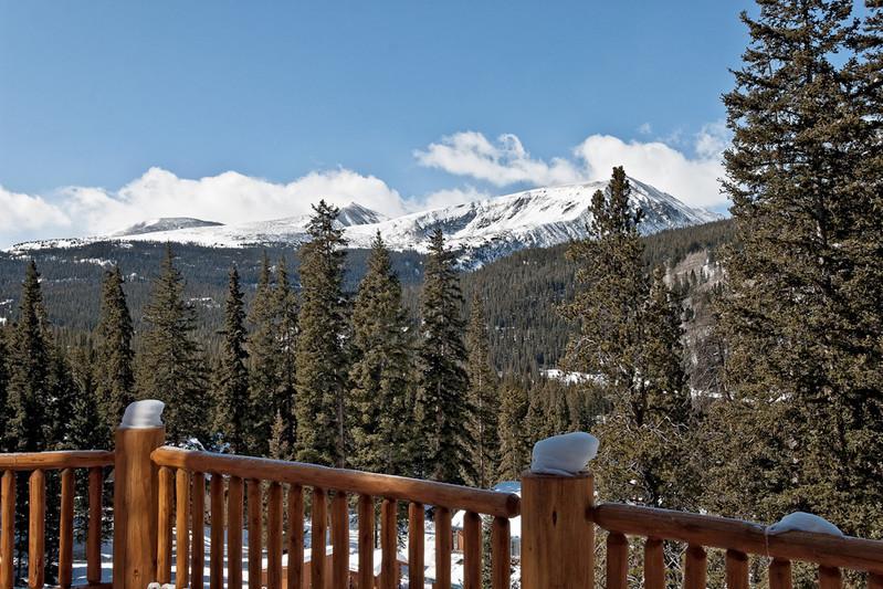 Quandary Vista - Spectacular Mountain Views! Game Room! Private Hot Tub! - Breckenridge - rentals