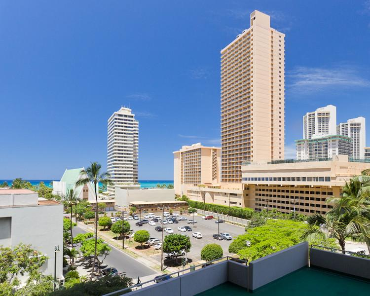 Waikiki Banyan - Waikiki Banyan Tower 1 Suite 712 - Waikiki - rentals