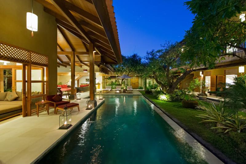 villa area - Villa Kinaree - Stunning Villa, Seminyak - Kuta - rentals