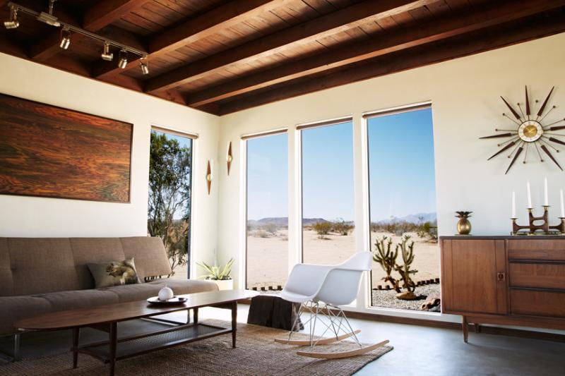 """Shangri-La"" mid-century cabin with art studios - Image 1 - Joshua Tree - rentals"