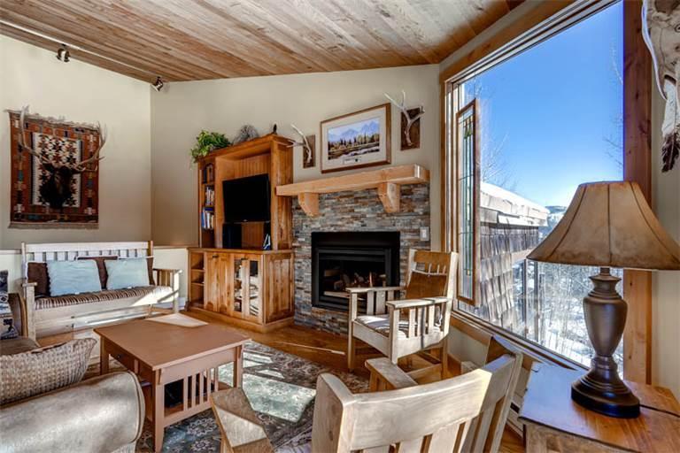 Tyra Summit Townhome #955 - Image 1 - Breckenridge - rentals