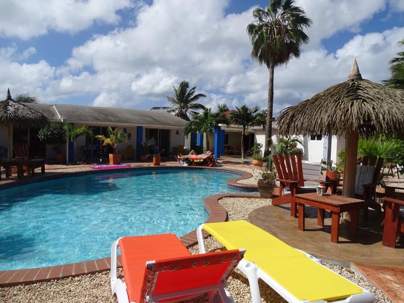 Hacienda Wayaca Apartment Aruba - Image 1 - Oranjestad - rentals