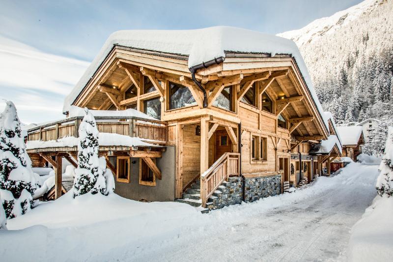 Luxury ski chalet - Mont Blanc - Image 1 - Argentiere - rentals