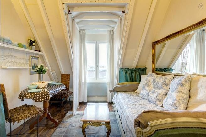 Darling 1 Bedroom in Marais - Image 1 - Paris - rentals