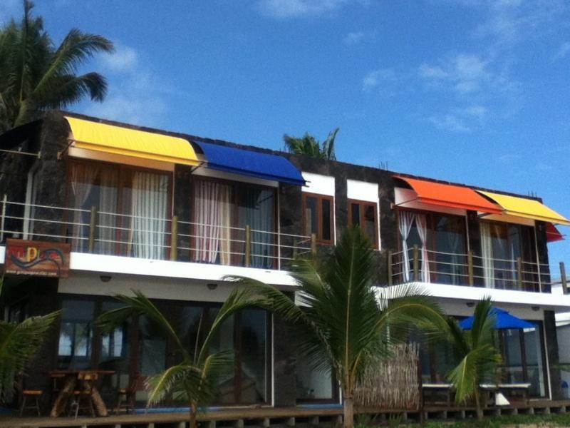 Beach Front Ocean View, Mi Playa-Isabela - Image 1 - Puerto Villamil - rentals