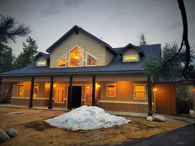 Timber Creek Lodge in Early Spring - Large (for 19), Luxury Lodge in McCall w/ Hot Tub - McCall - rentals