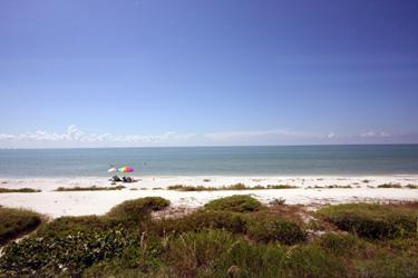 VIEW FROM UNIT - Sundial E210 - Sanibel Island - rentals