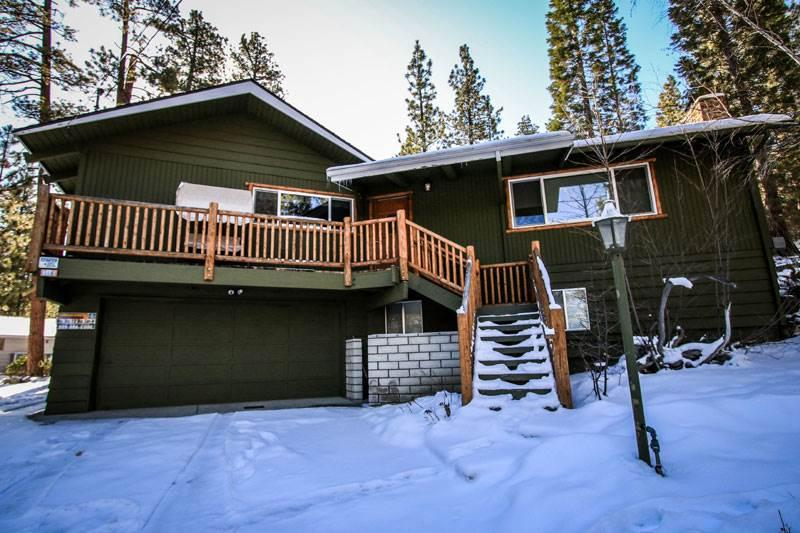 Bear Nine Lodge #1309 - Image 1 - Big Bear Lake - rentals