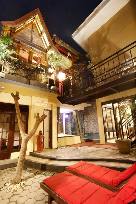 #2 Villa Yard - HIDDEN GARDEN VILLA #2  Safe & Secure with us - Denpasar - rentals