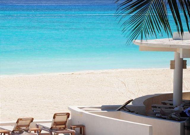 Xaman Ha 7122 - Oceanfront with pool 3 bedroom in Xaman Ha (XH7122) - Playa del Carmen - rentals