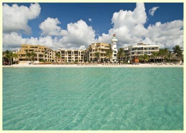 Elegant 3-Bdrm Beachfront Condo (CM201) - Image 1 - World - rentals