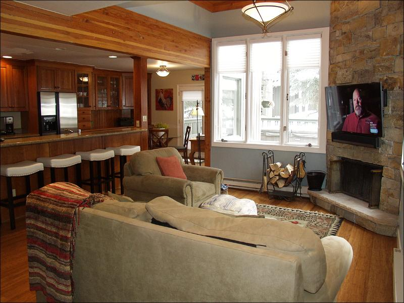 Open Living area - Recently Remodeled - 5 Minute Drive to Lifts (2595) - Snowmass Village - rentals