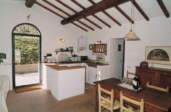 La Civetta - Image 1 - San Gimignano - rentals