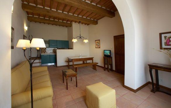 Tolly 5 - Image 1 - San Gimignano - rentals