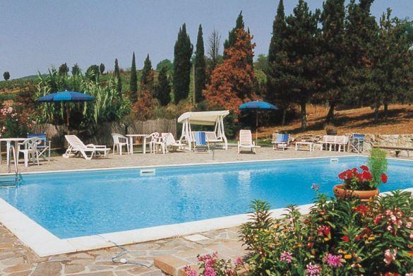 Il Granaio 5 Bedroom Tuscan Farmhouse - Image 1 - San Gimignano - rentals