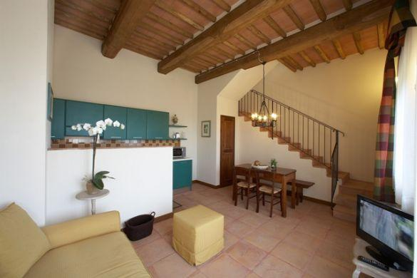 Tolly 3 - Image 1 - San Gimignano - rentals