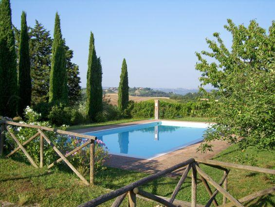Vacation Rental at Casa di Gloria in Tuscany - Image 1 - San Gimignano - rentals