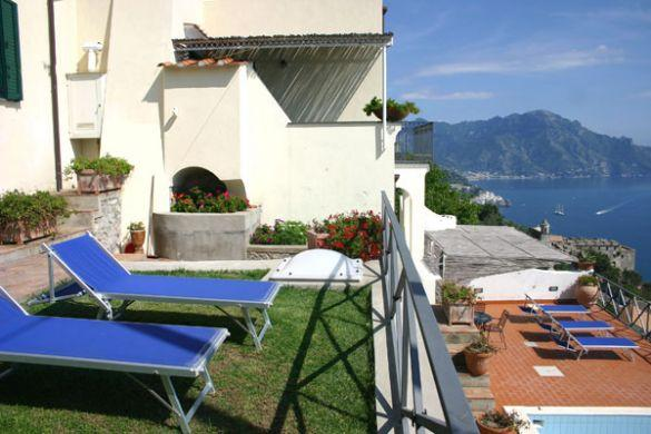 Villa Moresca - Image 1 - Conca dei Marini - rentals