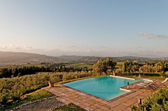 Villa Pietra Antica - Image 1 - Montelupo Fiorentino - rentals
