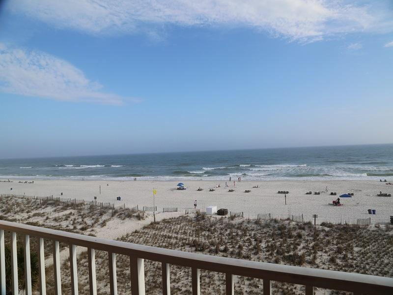 Direct gulf front view! - Seacrest 405 -Gulf Front- 4th Nt Free! 8/15-9/2! - Gulf Shores - rentals
