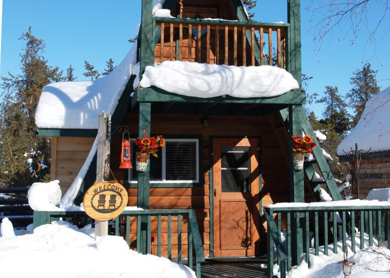 Guest House - Country Cabin, Guest House - Yellowknife - rentals
