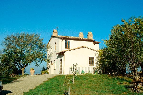 Restored 18th century casale with pool in southern Umbria. HII POL - Image 1 - Umbria - rentals