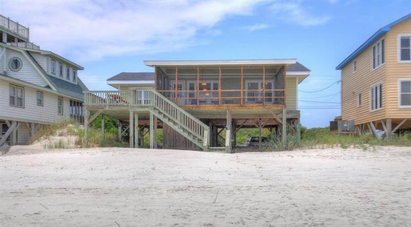 Sunset Lodge - Image 1 - Pawleys Island - rentals