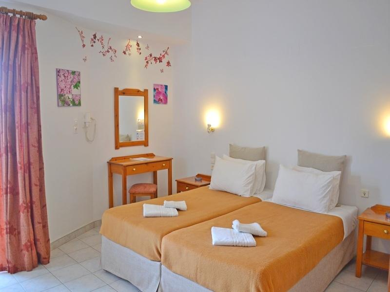 Bedroom - Melina's House-Single Studio,2-3 people - Chania - rentals
