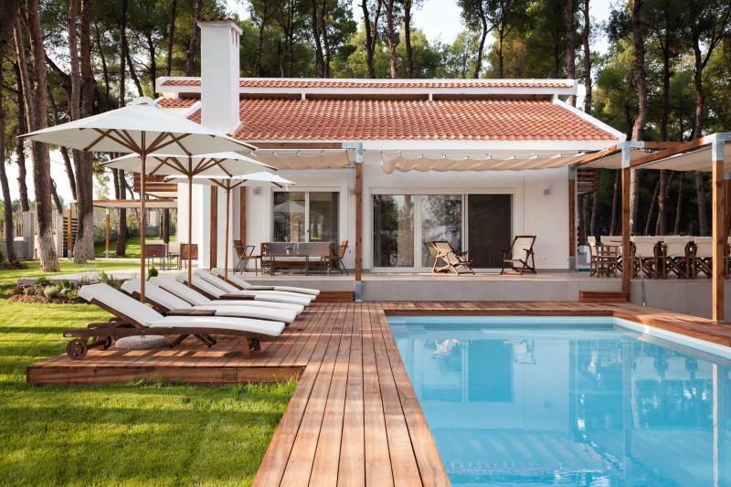 THE WHITE VILLA AT SANI HALKIDIKI GREECE - Image 1 - Sani - rentals