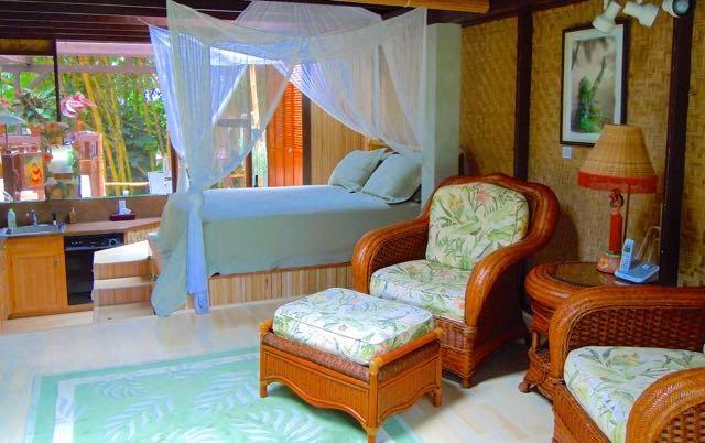 Interior - Island Getaway - Captain Cook - rentals