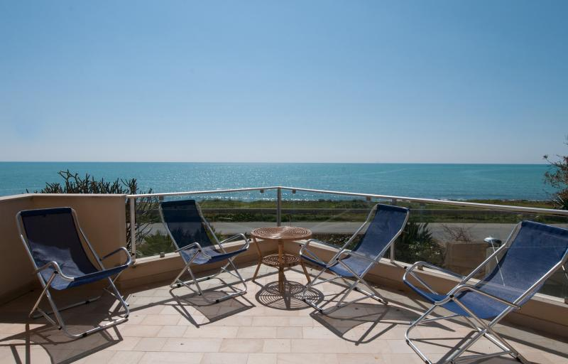 Villa Timpe Rosse - Sea front, just 10 meters walk - Image 1 - Scicli - rentals