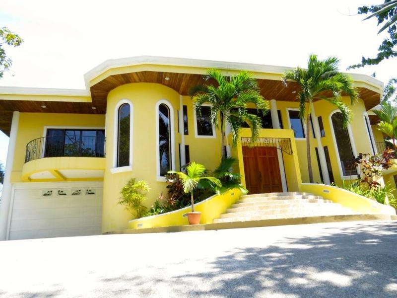 Villa El Cantico - Villa el Cantico Best Ocean View-Now Includes Chef - Manuel Antonio National Park - rentals