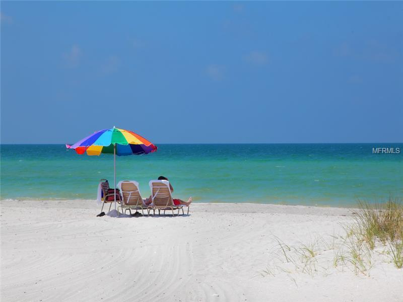 Crescent Beach on Siesta Key; just a 3 min. walk from your door! - Ebb Tide #3 Siesta Key Cottage/ Pool & Beach - Siesta Key - rentals