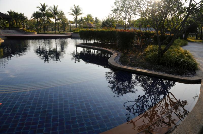 Luxurious 2BR, 3BATH, large bright Poolside Villa - Image 1 - Bang Tao Beach - rentals