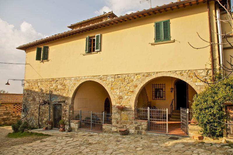 Typical house in Chianti - Image 1 - San Casciano in Val di Pesa - rentals
