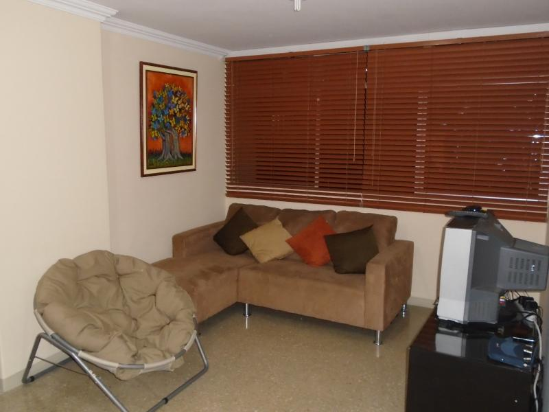 Living room - 3 Bedroom Apartment near Downtown - Guayaquil - rentals