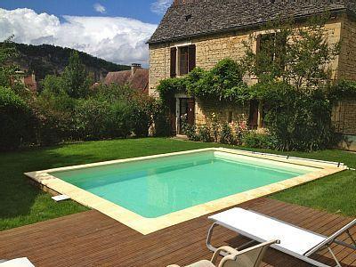 Main house with pool - Traditional stone property near Sarlat, Dordogne - Cenac-et-Saint-Julien - rentals