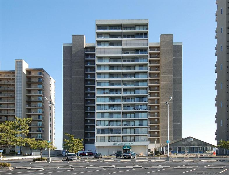 English Towers 405 - Image 1 - Ocean City - rentals