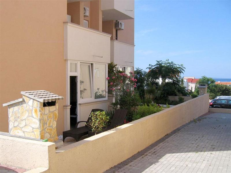 Pleasant apartment Bety 1 with two bedrooms for 5pax in Novalja - Image 1 - Novalja - rentals