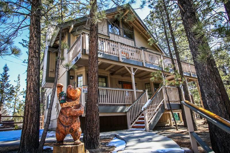 Crater Lake Villa #897 - Image 1 - Big Bear Lake - rentals
