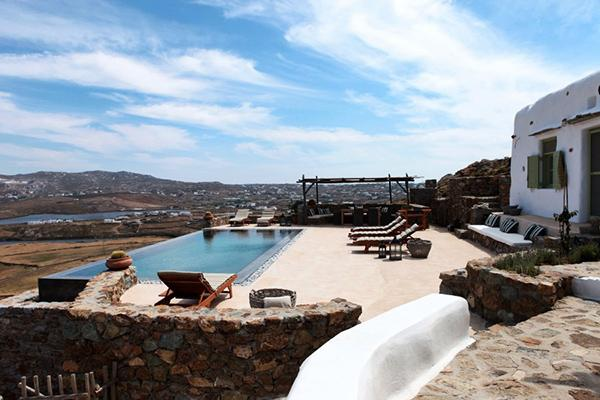 Located in Panormos, one of the hidden areas of Mykonos. LIV PNR - Image 1 - Mykonos - rentals