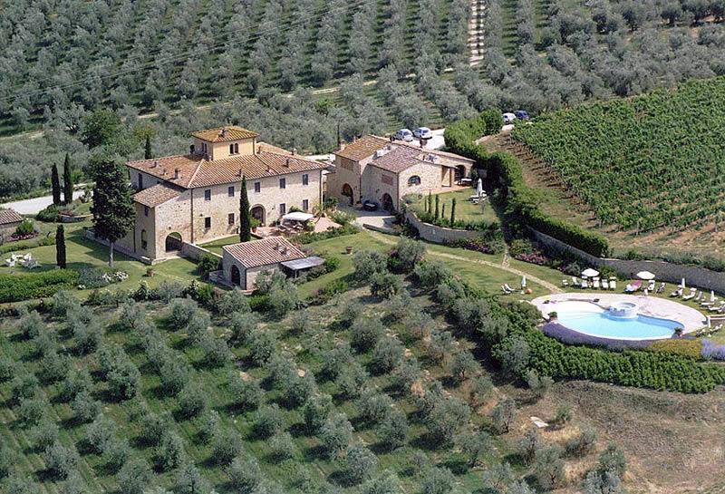 Villa Tavarnelle - Image 1 - Tavarnelle Val di Pesa - rentals