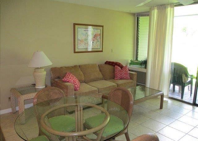 Living Room - Turtle Bay 145 East ***Available for 30 day rentals, please call. - Kahuku - rentals