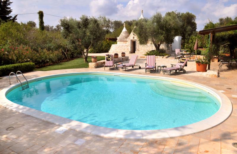 Trulli Stella with Private Pool - Exceptional 3 Bed Trulli with Pool, Puglia, Italy - Ceglie Messapica - rentals