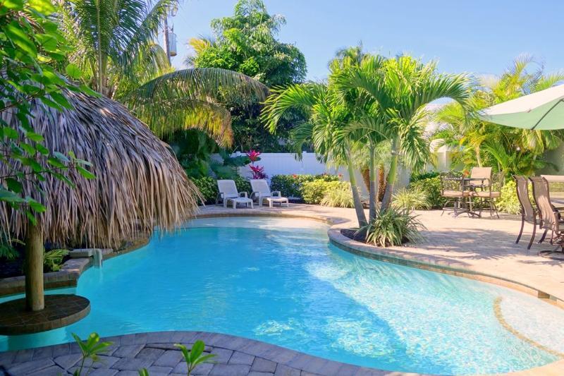 Pool 1 - AINSLEY BEACH HOUSE - Holmes Beach - rentals