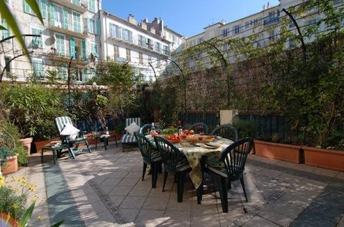 Secret Garden- amazing garden. SUMMER DEALS NOW ON - Image 1 - Nice - rentals