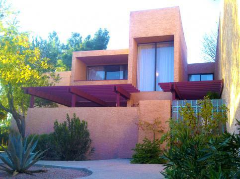 8BR Contemporary Retro Designed Villa - 12 Room Golf, Tennis, SPA, Waterfront Resort Villa - Scottsdale - rentals