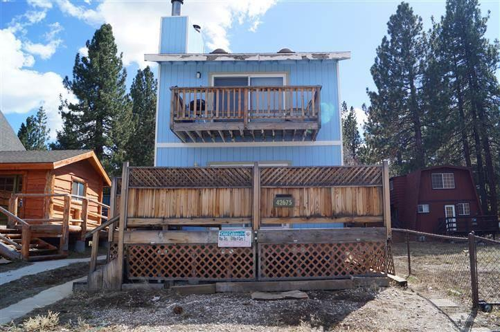 Big Blue House - Image 1 - Big Bear Lake - rentals