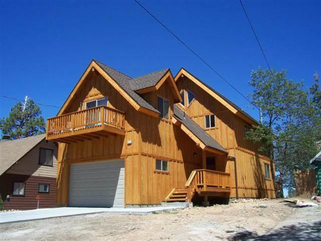 The Fox Paw - Image 1 - Big Bear Lake - rentals